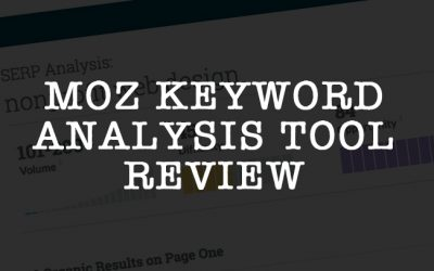 Moz Keyword Explorer – Helping You Find The Best Keywords