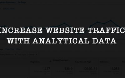 Getting More Visitors To Your Nonprofit Website With Analytical Data