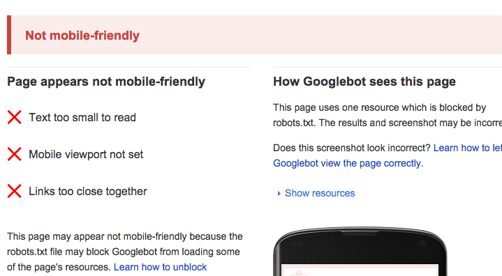 Will The Google Mobile Update Bury Your Website?