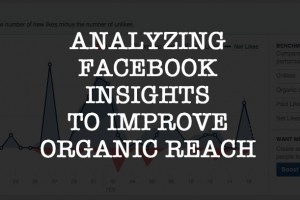 Analyzing Facebook Insights