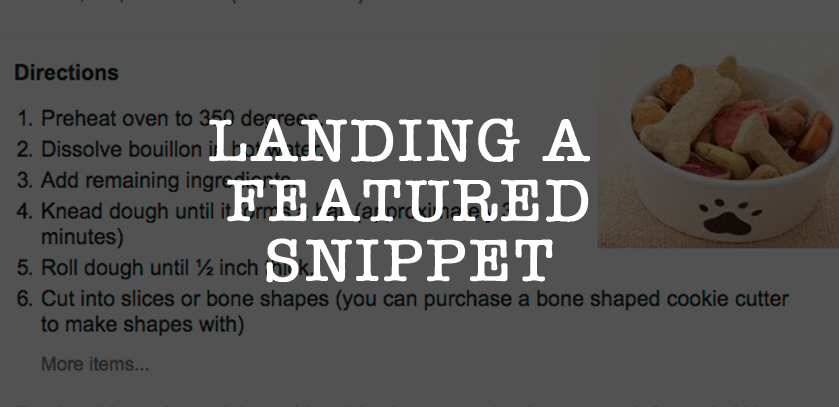 How To Land A Featured Snippet Box In Google