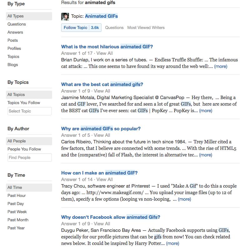 Using Quora To Find Content Ideas