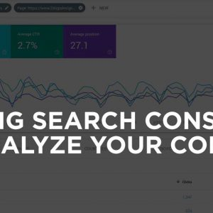 Using Search Console