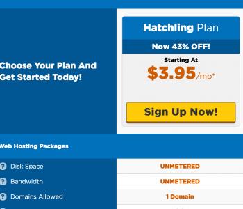 Hostgator Shared Pricing