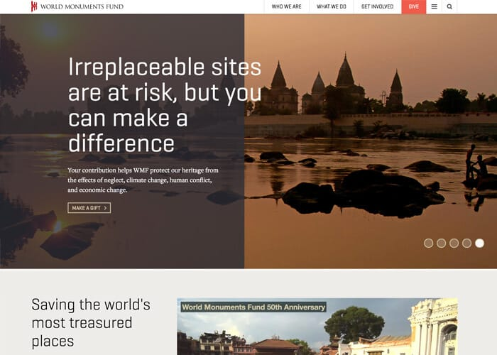 WORLD MONUMENTS FUND