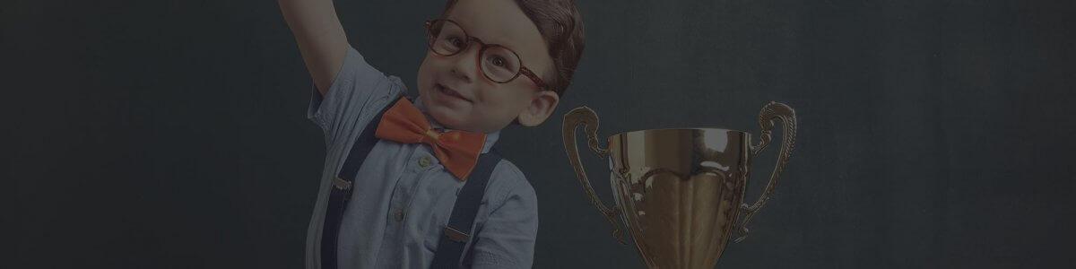 Never Win Web Design Award