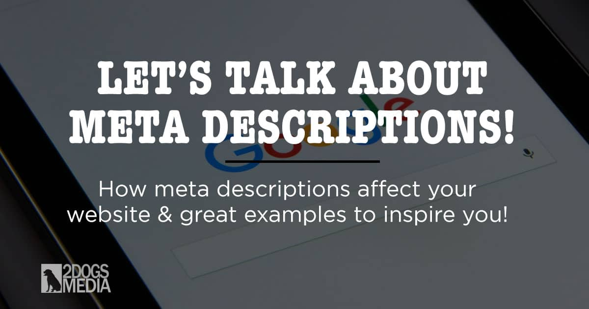 Meta Description Writing In 2019 [15+ Inspiring Examples]