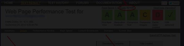 How To Use WebPageTest – Part II – Waterfall