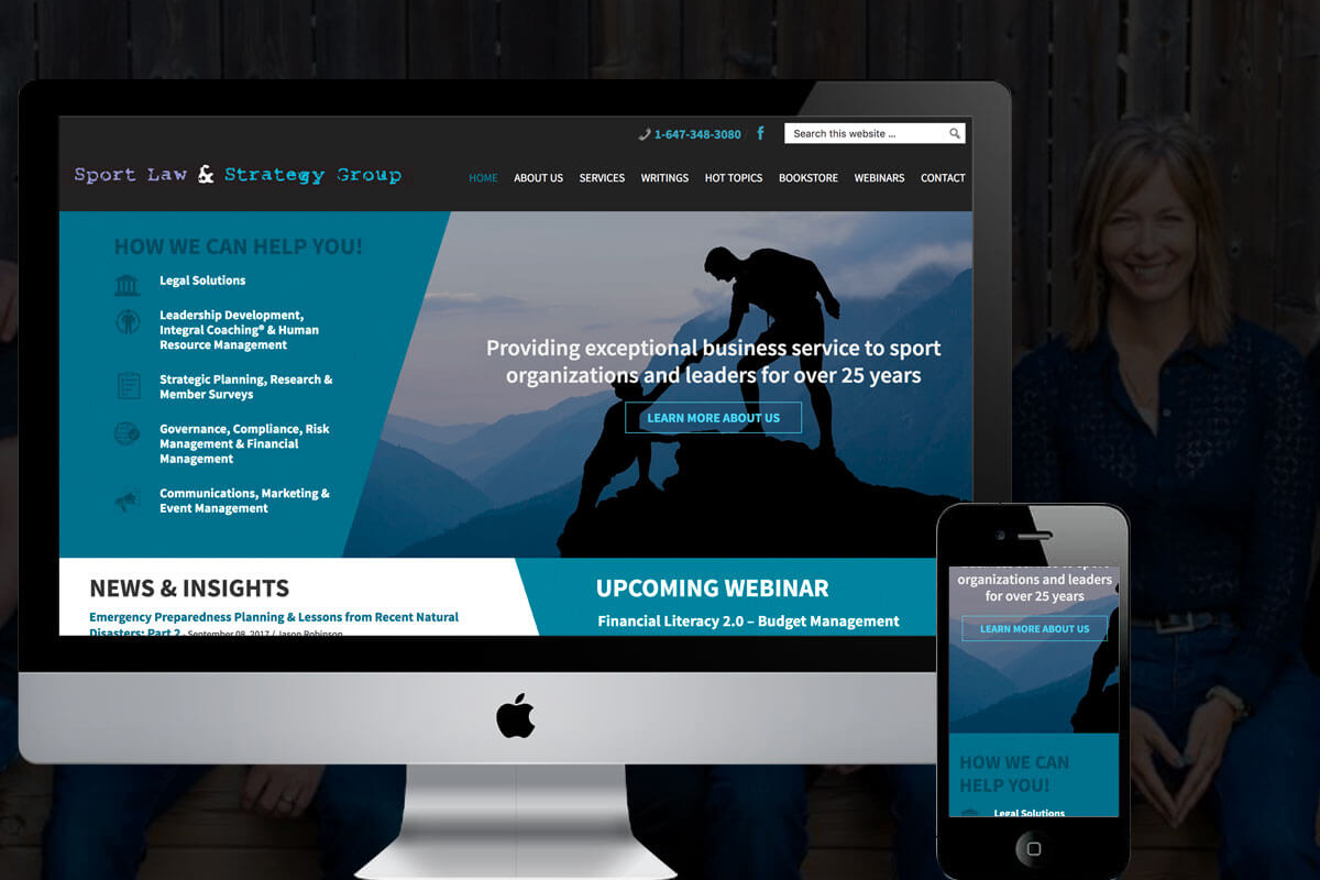Wordpress Website Design - Latest Launch