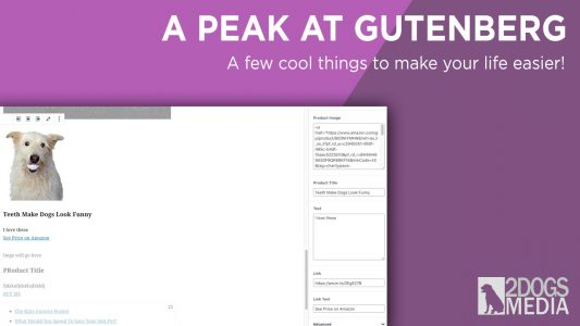Overview of Gutenberg