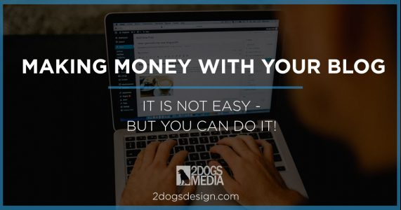 Making Money With Your Blog