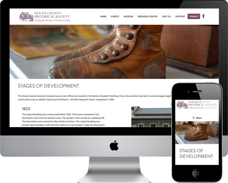OCHS Website Redesign