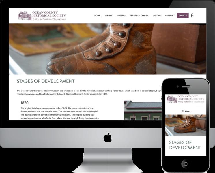 OCHS Website Redesign