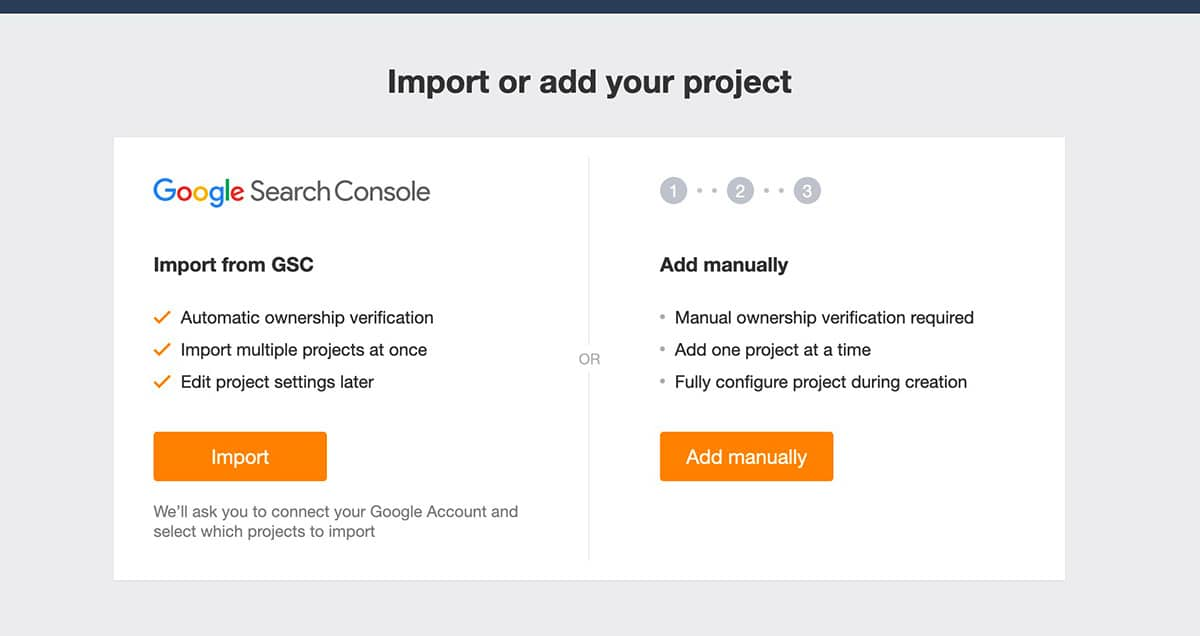 Ahrefs ownership proof options